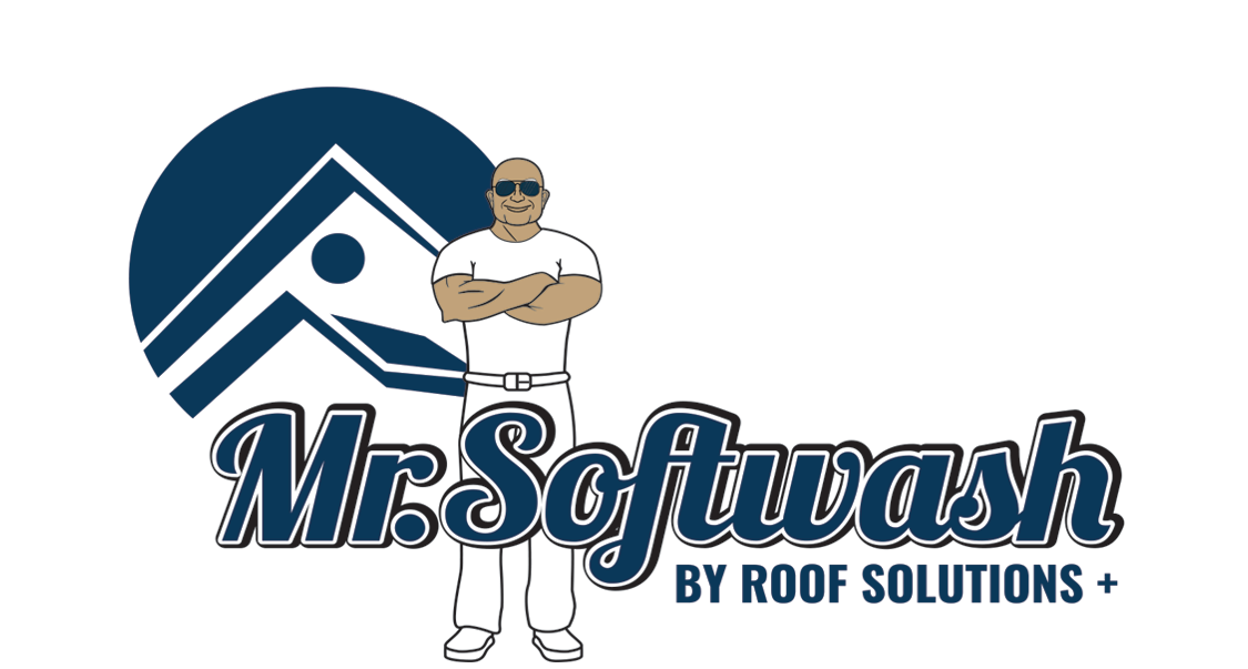Professional Roof and Cleaning Services | Mr. Softwash by: Roof Solutions +